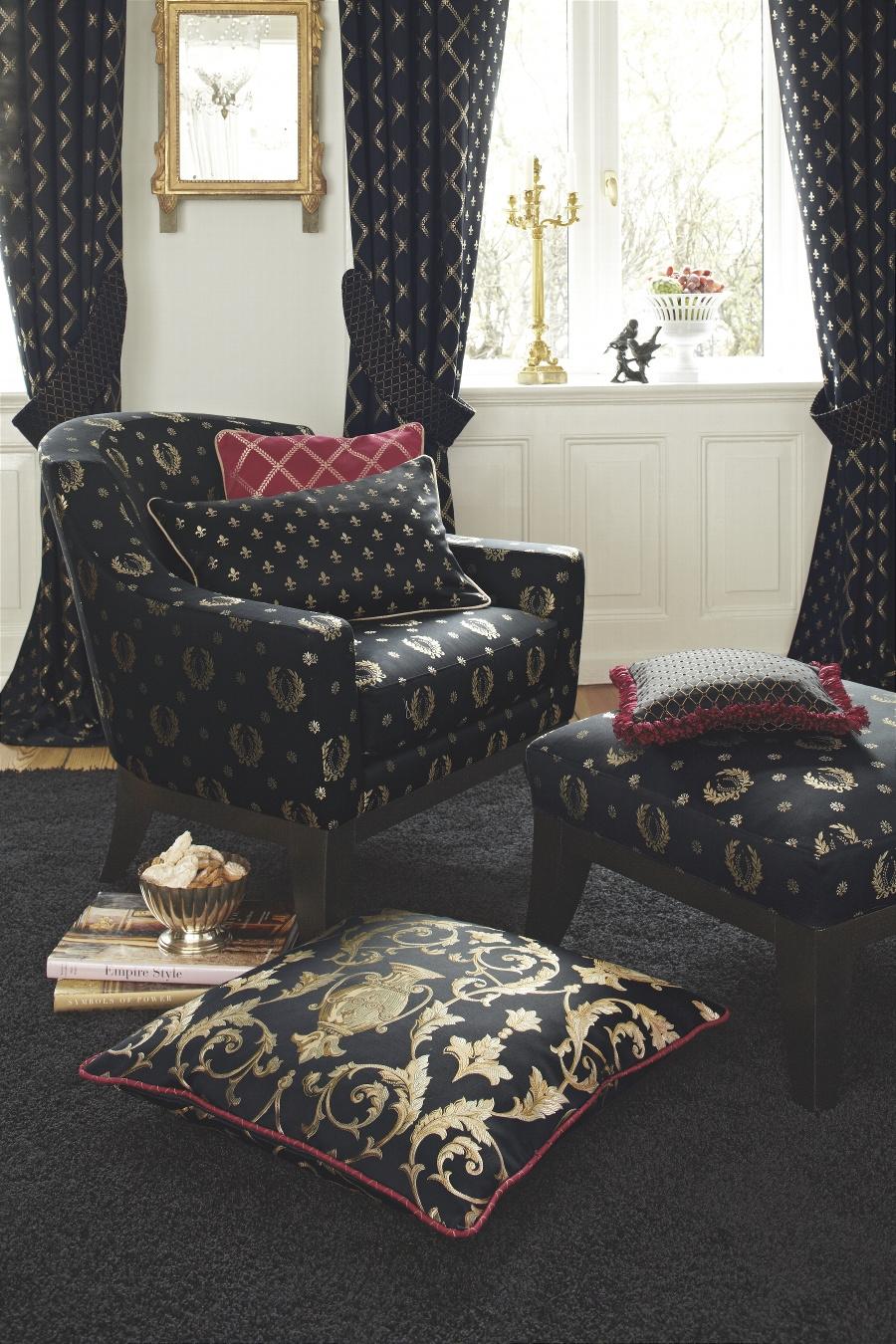 Die beliebtesten Stoffe für Möbel