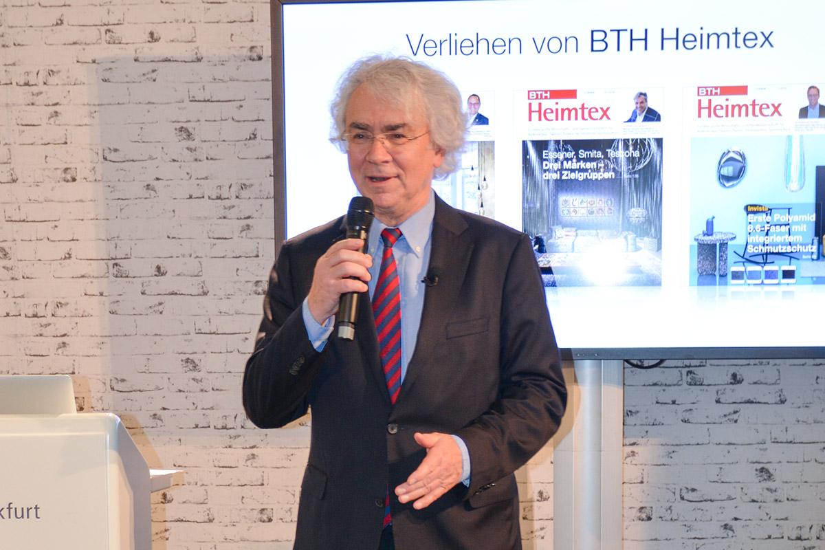 Michael Steinert, Chef vom SN-Verlag