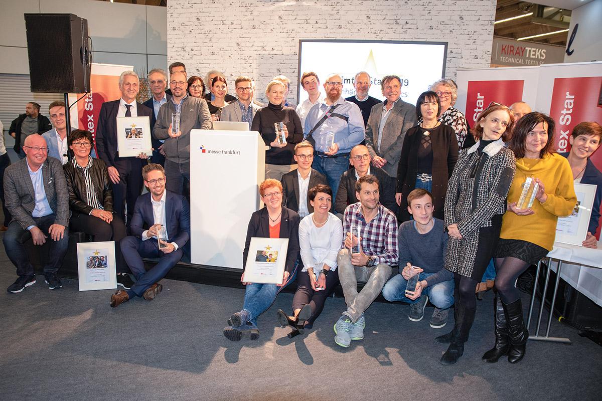 Preisträger Heimtex-Star 2019