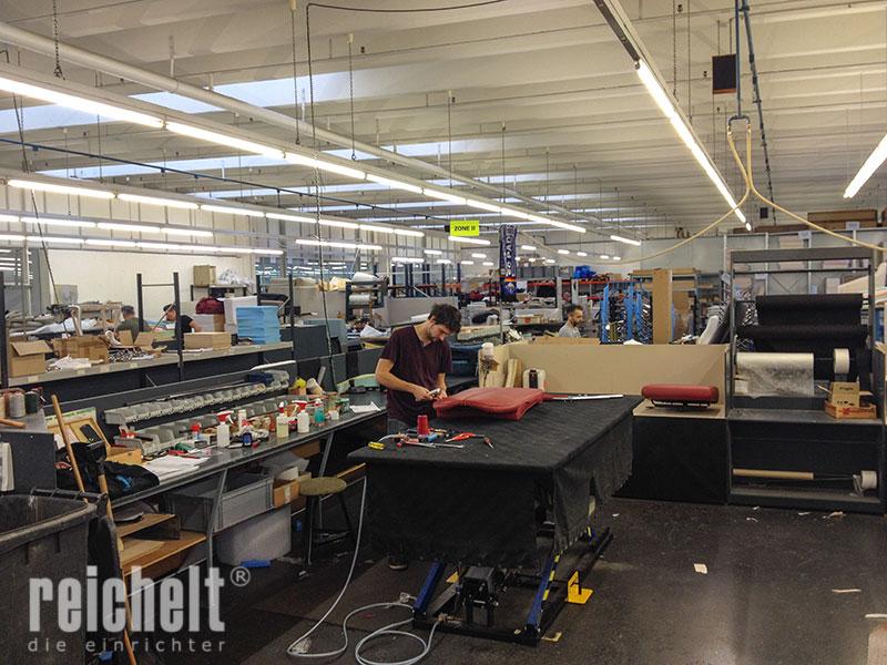 Bielefelder Werkstätten – Polstermöbel Made in Germany