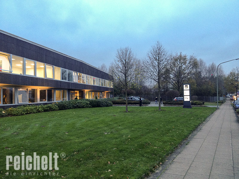 Produktionsgebäude der Bielefelder Werkstätten