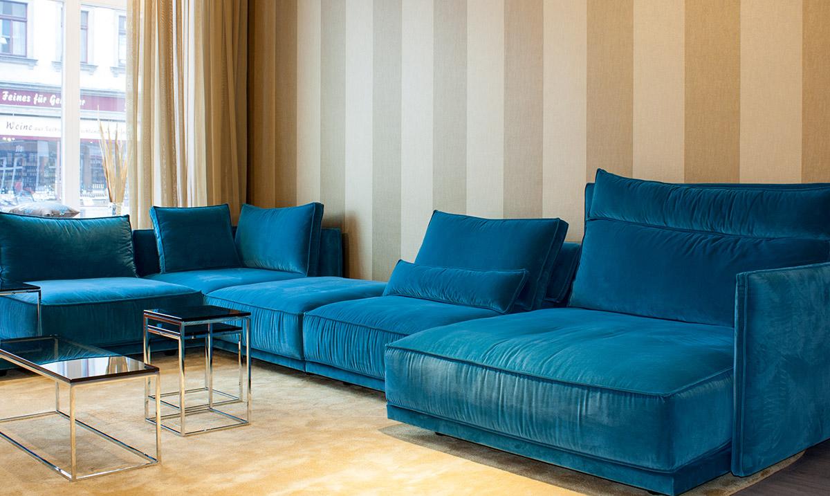 Planungsprogramm Cube Lounge vom Bielefelder Hersteller ipDesign